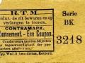 RTM contramark abonnement 1 sectie -a