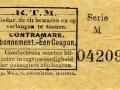 RTM contramark abonnement een coupon -a