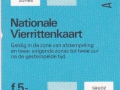 RET 1979 nationale vierrittenkaart 3 zones 5,00  (BIG-9124) -a