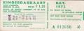 RET 1972 dagkaart kind gehele lijnennet 1,25 (24) -a