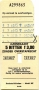 RET 1974 2-zonekaart 5-ritten 3,00 voorverkoop (307) -a