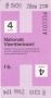RET 1979 nationale vierrittenkaart 4 zones 6,00  (BIG-9124) -a