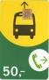 RMC 9-1995 Vervoer op maat smartcard 50,- -a