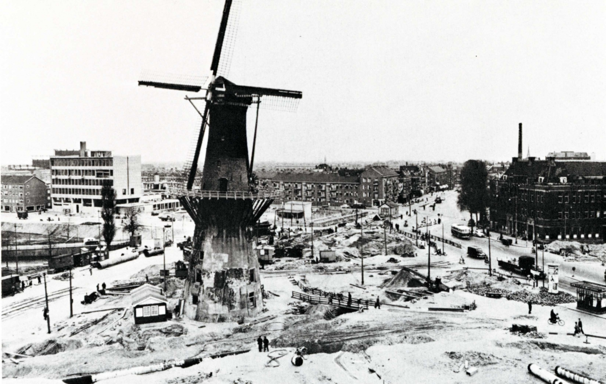Oostplein 1954-1 -a