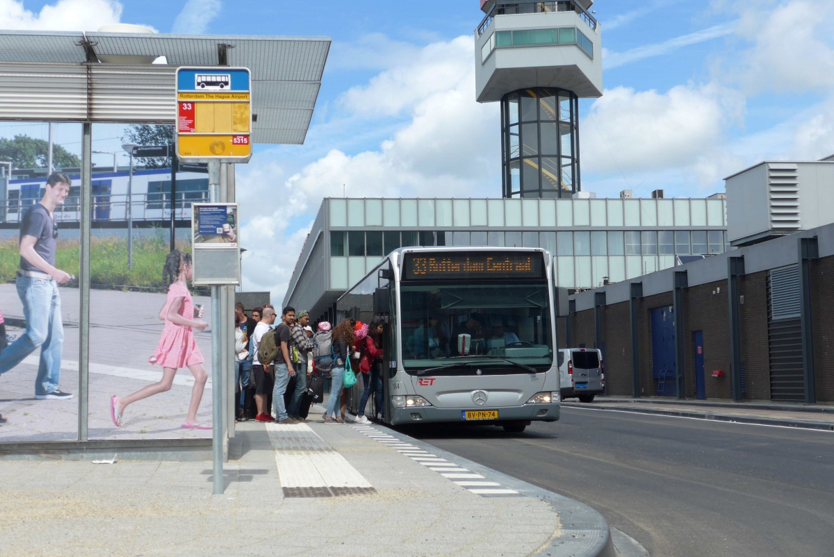 Rotterdam The Hague Airport 2017-1 -a