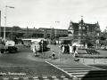 Stationsplein Schiedam 1950-1 -a