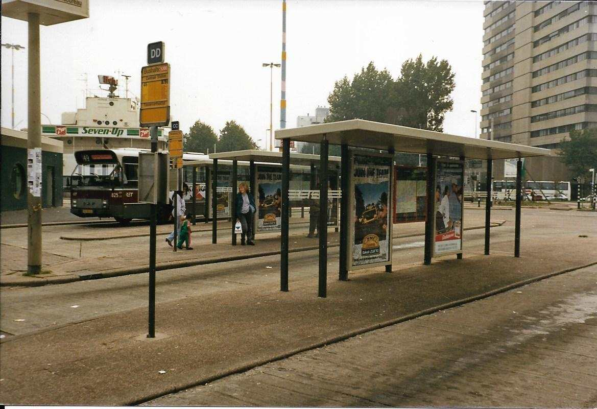 Centraal Station 1989-1 -a