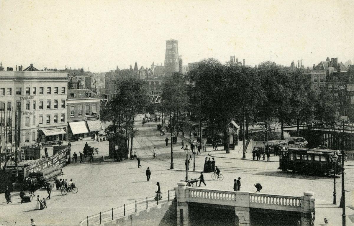 Hofplein 1907-2 -a