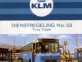 KLM bus dienstregeling 1968-1 -a