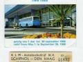 KLM bus dienstregeling 1968-2 -a