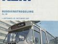KLM bus dienstregeling 1971-1 -a
