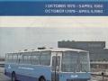 KLM bus dienstregeling 1979-1 -a