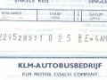 KLM bus plaatsbewijs-1 -a