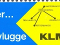 KLM bus sticker-1 -a