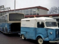KLM bus Servicewagen BJ-33-28 -a