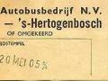 KLM bus plaatsbewijs-3 -a