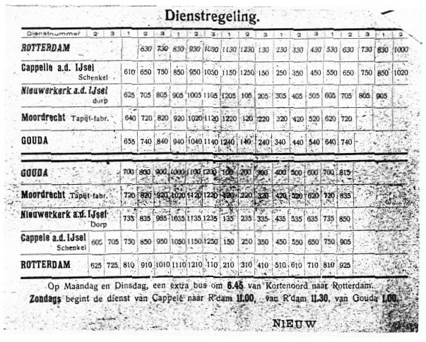 Dienstreg 1928 Rtd Gd