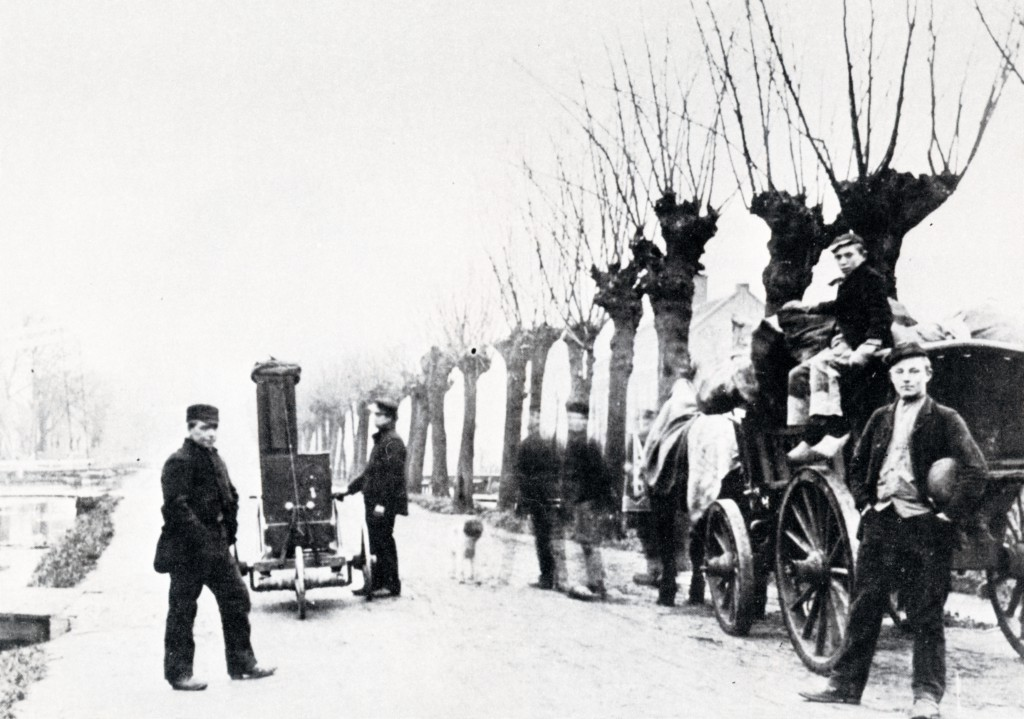 's-Gravenweg, 1895