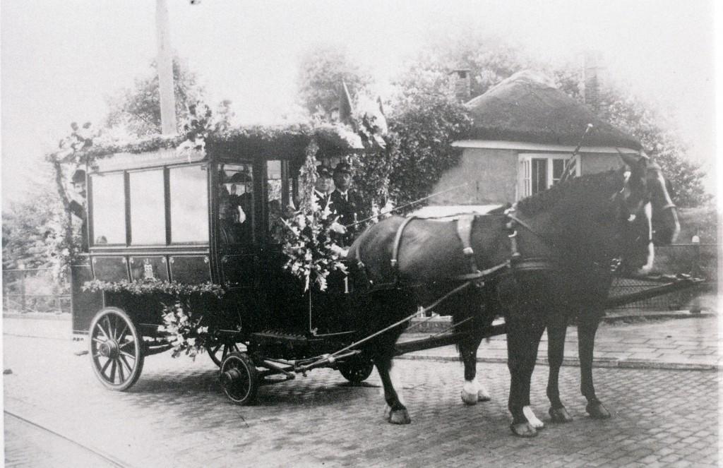 De feestrit in 1934