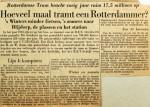 19540104 Hoeveel maal tramt een Rotterdammer