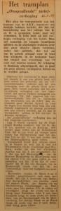 19540322-Het-Tramplan, Verzameling Hans Kaper