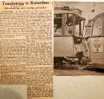 19540608 Trambotsing te Rotterdam Stadionweg