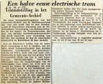 19550919 Een halve eeuw electrische tram (RN)