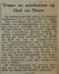 19551228-Trams-en-bussen-op-Oud-en-Nieuw, Verzameling Hans Kaper