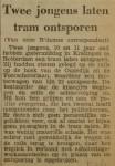 19620112-Twee-jongens-laten-tram-ontsporen