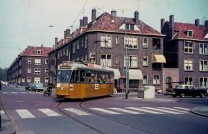 Motorrijtuig 7, lijn 15, eenmansbediening, Kerkhoflaan-Rusthoflaan