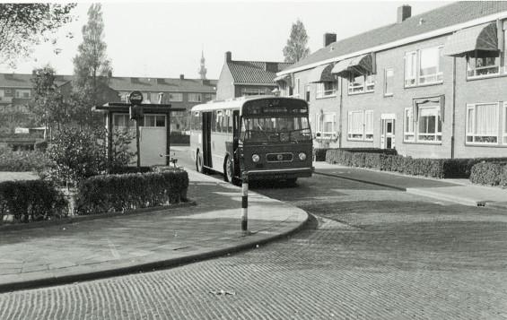 1965, Kromhout 772, lijn 32 Eindpunt Martinus Dorpiusstraat,19 oktober(lvh)