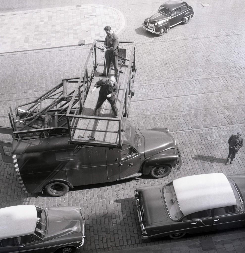 Een bekend beeld uit 1969