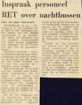 19750115 Inspraak personeel nachtbus. (NRC)