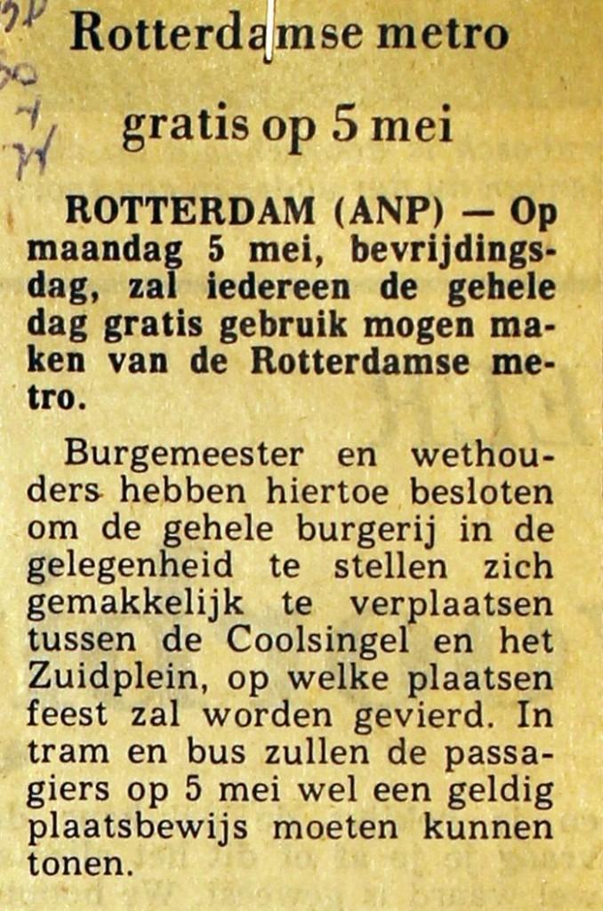 19750430 Metro gratis. (BD)