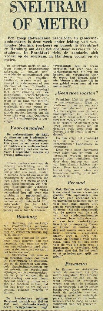 19750523 Sneltram of metro. (AD)