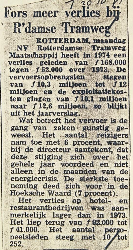 19751019 Fors verlies RTM. (DTG)
