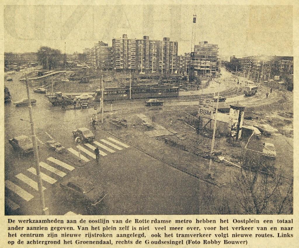 19760121 Oostplein. (NRC)