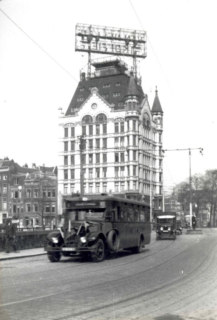 Bus 5, Krupp-Werkspoor, lijn A, Bolwerk, 30-4-1932